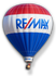 REMAX balloon logo